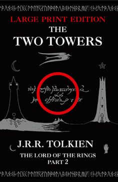 This large print edition tells the story of Frodo and the Companions of the Ring, who have been beset by danger during their quest to prevent the Ruling Ring from falling into the hands of the Dark Lord by destroying it in the Cracks of Doom. They have lost the wizard, Gandalf, in the battle with an evil spirit in the Mines of Moria; and at the Falls of Rauros, Boromir, seduced by the power of the Ring, tried to seize it by force.