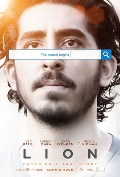 See the exclusive new poster for the film starring Dev Patel and Nicole Kidman.