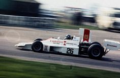 1976 Graham Hill, Embassy Racing Lola-Ford T370