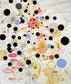 Barbara Robertson: Seattle contemporary abstract artist