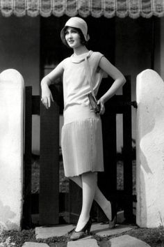 1920's Gwendolyn Scott (a.k.a. Pamela Smith, a.k.a. Angel Jones)
