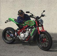 Paolo Chiaia - Zaeta Motorcycles: Interview