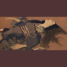 Ikenaga Yasunari - Illustration - Nihonga Style - 池 永 康 晟