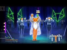 Just Dance 2015 - Ylvis - The Fox (What Does The Fox Say?) (Xbox One) - YouTube
