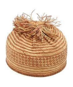 Africa | Hat from Benin Republic. 20th century