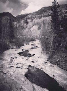 Cayoosh Creek, British Columbia