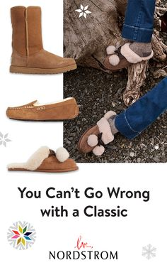 0eba538ba42 Give them the gift of cozy with UGG boots and slippers for everyone on your  list