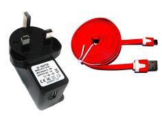 5V 2A Ultra HQ USB Power Supply & Cable (UK)