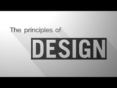 The Principles of Design by Art Heroes USE THIS DMS