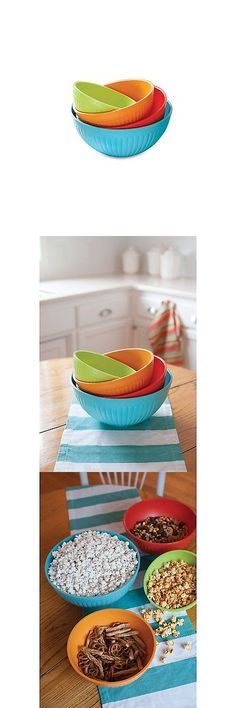 Plastic Decorative Bowls Entrancing Mixing Bowls 20642 Kitchenaid® 18 Piece Mix Measure And Prep 2018
