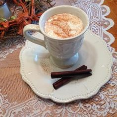 Colonial Hot Buttered Rum Recipe