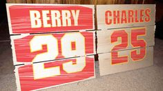 Check out this item in my Etsy shop https://www.etsy.com/listing/247955992/kansas-city-chiefs-football-favorite