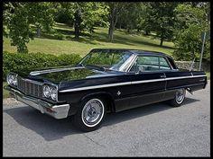 1964 Chevrolet Impala SS  409/425 HP, 4-Speed