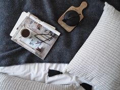Tea time in bed with Urbanara - Home is better with U
