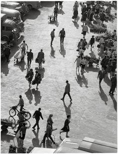 Robert Doisneau Printemps, Les Halles, 1964