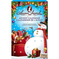 Advent Calendar 216 g - Design 2 – Products – Laura Secord