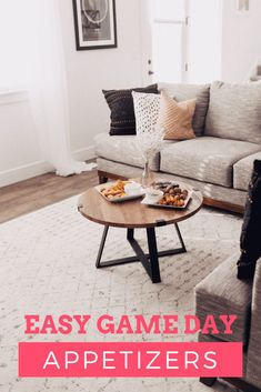 Easy game day appetizer ideas that make hosting a get together easy and running smooth. Farm Rich appetizer ideas that are frozen and at Walmart.  @FarmRichSnacks #AD