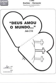 VIAGEM A JERUSALÉM -      Ler: Lucas 2:1-20, 41-52; 5:1-11; 8:2-25; João 2:1-12       A ÚLTIMA CEIA -      Ler: Lucas 22:7-23; M... Catholic Crafts, Church Crafts, Gg Kids, Felt Ornaments Patterns, Christian Resources, Bible Activities, Sunday School Crafts, Bible Crafts, Kids Church