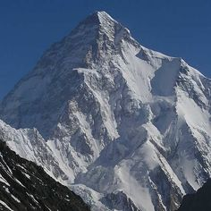 K2 - My favorite. Twice as remote, savage and hard to climb than Everest