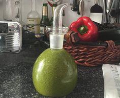Rezept Basilikumsauce mit Thymian und Knoblauch von UdoSchroeder - Rezept der Kategorie Saucen/Dips/Brotaufstriche