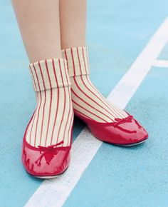 Summer Socks, made in Japan.   2012 Tabio SUMMER COLLECTION