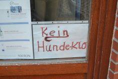 Leer Leer Leer - Lustige Schilder und Schmierereien.