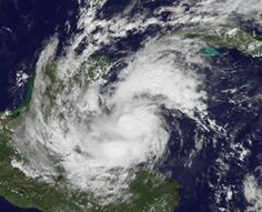 Outlook Stormy for Hurricane Forecasters