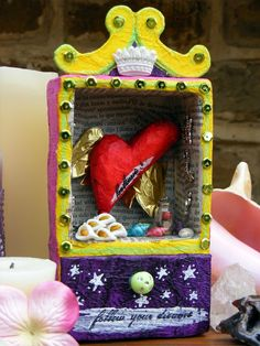 Mexican Art Shrine