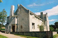 Hill House (1902~03) C.R.Mackintosh
