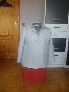 chaqueta tallas grandes de la revista patrones