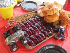 monster truck party - Buscar con Google