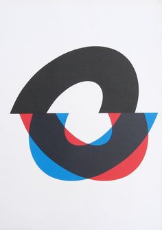 """""""serie 29/9"""" artwork by wolfgang schmidt from 1967."""