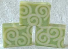 Avocado Oil Soap Recipe with Comfrey Infused Olive Oil