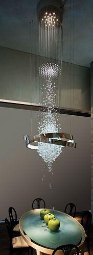 Powell Bonnell-Aura chandelier