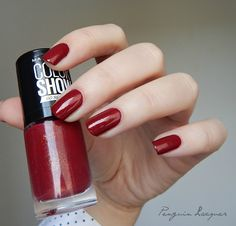 Maybelline - Crushed Cayenne