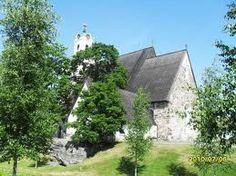 Rauman Pyhän Ristin kirkko, The Church of the Hol Cross in Rauma