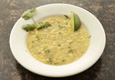 Fire-Roasted Corn Soup  Yum!!  This is just soo good...