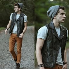 Street Style...Hipster Smart
