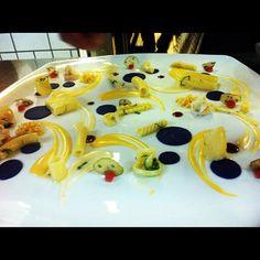 Pasta e patate by Nino di Costanzo at Il Mosaico - genious mix of tradition and modernity!