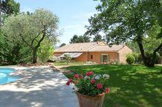 Jardin des Chambres d'hôtes à vendre à Roussillon-en-Provence dans le Luberon