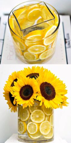 Vase inside of a vase! Then decorate with anything that matches the season. … Vase inside of a vase! Then decorate with anything that matches the season. — 13 Clever Flower Arrangement Tips & Tricks Deco Floral, Floral Design, Floral Arrangements, Flower Arrangement, Deco Table, Decoration Table, Spring Decorations, Wedding Decoration, Tea Party