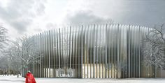 MenoMenoPiu Proposes a Circular Form for the House of Hungarian Music
