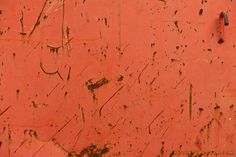 Orange dirty and rusted metal texture