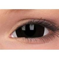 Black 17mm Mini Sclera Lenses