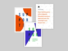 Posters exploration by Frantisek Kusovsky #Design Popular #Dribbble #shots