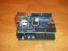 ServDuino - Build Your Own Arduino Web server