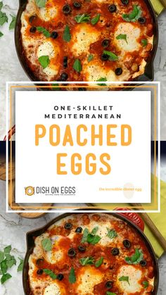 This single skillet dish is fast, easy and egg-cellent for a busy weeknight.