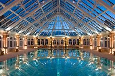 In Pictures: Scotland's luxury spas are amongst the best in the world (from Scotland Now, Nov2014).