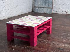 FOLK stolik z palet M