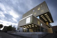 The Library by COBE - http://architectism.com/library-cobe/ - COBE, The Library…